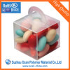 Rigid 0.2mm Matt Clear Plastic Sheet for Folding Boxes