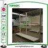 Wire Mesh Back Panel Supermarket Shelf Display Rack for Sale