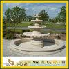 G682 Rusty Yellow Granite Garden Fountain for Outdoor Landscape Engineering