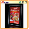 Light Frame Poster Square Acrylic Photo Snap Frame