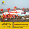 High Quality Exhibition Tent with Fire Retardant PVC Covers (hy198b)