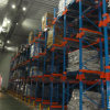 Warehouse Storage Radio Shuttle Pallet Rack