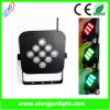 9 X10W Rechargeable LED PAR Light Wireless