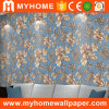 Guangzhou High Grade 2016 Liquid Wallpaper with Flower