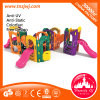Guangzhou Kids Plastic Play Slide Playground