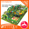 Funny Kid Indoor Playground Slide Labyrinth Equipment