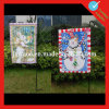 Durable Single Side Printing Garden Flag