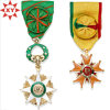 Wonderful Africa Medals with Fashion Handmade Ribbons