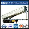 Cimc 3 Axles Hydraulic Tipping Trailer