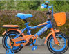 Lightweight Kids Bikes with Four Wheel Bike/New Frame Design Child Bicycle with Carrier/12 Inch Baby Bicycle with Cartoon Images