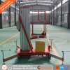 Aluminium Single Mast Portable Man Lifts for Sale with Ce