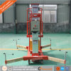 Factory Direct 10% Discount Reasonable Single Mast Aluminum Man Lift