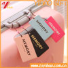 Newest Design Hot Stamping PVC Luggage Tag (YB-SM-02)