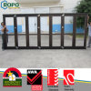 Largest Opening Folding Door with Glass Design
