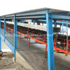 ASTM/DIN/Cema/Sha Standards Port Material Handling Belt Conveyor