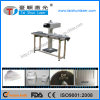 Fabric Plastic Leather Laser Marking Machine with High Speed