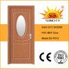 Nigeria Cheap MDF Door Coated PVC (SC-P012)