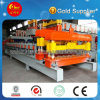 Iron Glazed Roofing Cold Making Machine for Home Building Material