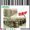 Supermarket Display Gondola Rack and Shelves