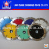 "Colorful 4.5"" Sinter Small Dry Diamond Segment Cutter"