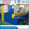 QC12Y-20X3200 hydraulic swing beam shearing machinery