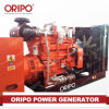 Generating Set 4 Cylinder, Open Type Low Oil Voltage Control