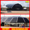 30m Aluminum Polygonal Dome Ends Permanent Structure Tent Event