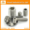 Stainless Steel Hex Socket Drive Grub Screws