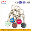 Supermarket Metal Trolley Token Coin with Ring