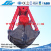 Four Ropes Clamshell Dredging Grab