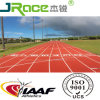 Weather Resistance Rubber Synthetic Running Track (IAAF &CE standard)