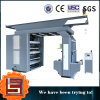 PLC Control Flexo Printing Machine with Central Temperature Contral System