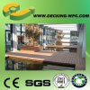 China Wood Plastic Composite Floor Decking