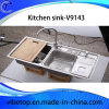 2016 New Style Kitchen Sink with Stainless Steel 304