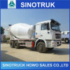 HOWO 336HP Concrete Mixing Truck for Sale