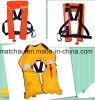 Colorful Printing Single Air Chamber Inflatable Life Jacket
