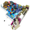 2016 Fantastic Innovative Indoor Playground