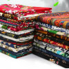 100%Cotton Printing Cotton Fabric for Dress Skirt Children Clothes