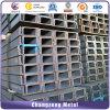 A36/Ss400/Q235/JIS Standard Steel U C Channel Sizes (CZ-C126)