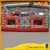 New Design Lovely Bouncer Inflatable Candy Land Fun City for Kids Toy (AQ01666-1)