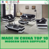 Modern Living Room Genuine Leather Sofa Set