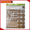 131PC Felts and EVA Optional Furniture Pads Assortment