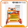 Qmj4-45 Mobile Automatic Electric Concrete Brick Making Machine