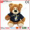 Promotion Gift Stuffed Animal Soft Toy Plush Teddy Bear in Hoodie