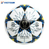 Perfect Grip Texture Design Leather Soccer Ball ODM