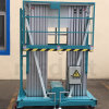 Double Mast Aluminum Alloy Lifting Platform