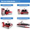 Ce 500W 1000W Alloy Stainless Steel Fiber Laser Cutting Machine