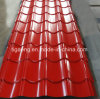 Glazed Color Metal Roofing Stepped PPGI/PPGL Roof Tile in Africa