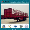 3 Axkes Cattle Stake Semi Trailer for Sale