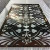 Decorative Interior and Exterior Screens Panels Laser Cut Metal Panel